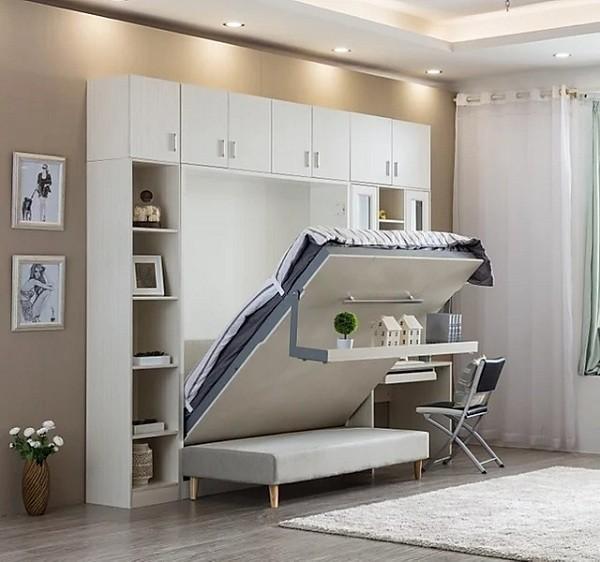Giường xếp thông minh