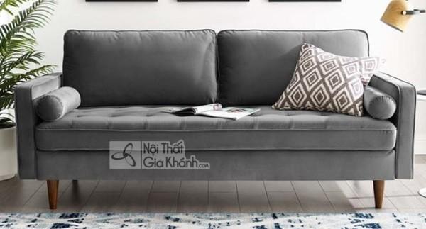 Sofa Nỉ Đơn Lớp Mút