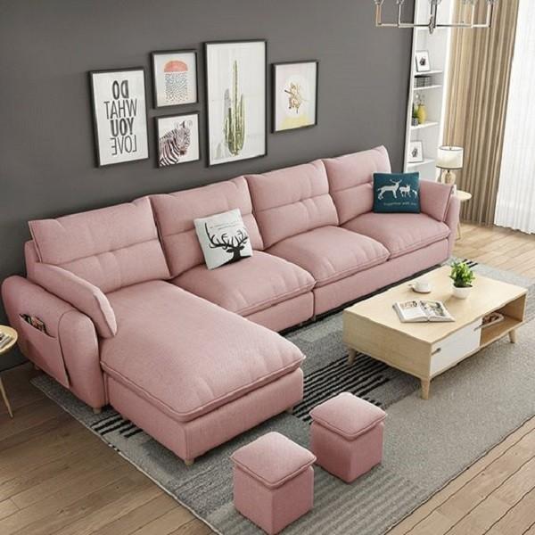 Cách Đặt Sofa Trong Phòng Khách