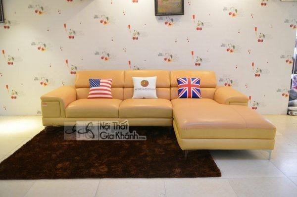 Ghế Sofa 1M6 Phong Cách Hiện Đại Sang Trọng Chỉ Có Tại Gia Khánh!