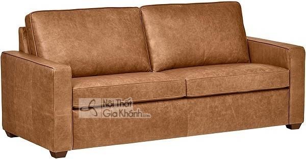 Ghế sofa da Nhật bền, đẹp, mẫu mã đa dạng tại Nội thất Gia Khánh