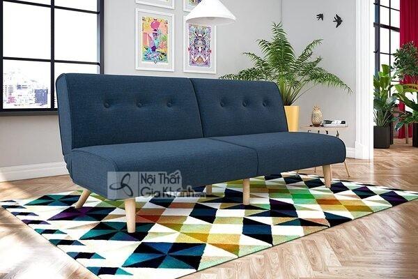 Ghế sofa nhỏ đẹp giúp tiết kiệm không gian hiệu quả