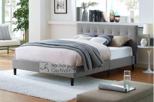 Mẫu Giường Ngủ Bằng Gỗ Tự Nhiên Đẹp