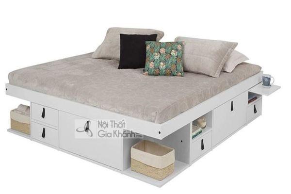 Bộ Giường Tủ Gỗ Tự Nhiên