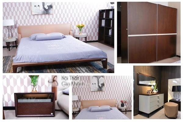 Giường Ngủ Gỗ Hồ Đào