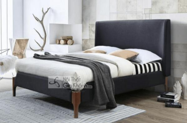 Giường Ngủ Đơn Bọc Da