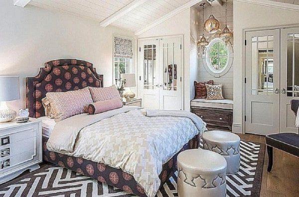 Giường Ngủ Đơn Bọc Vải