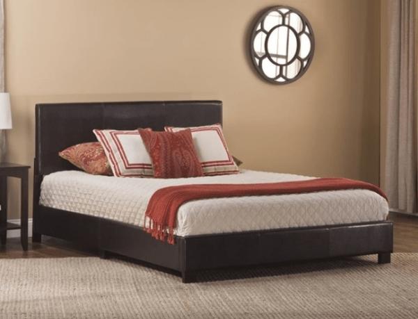 Giường Ngủ Đơn Màu Xám Ghi Cho Nam