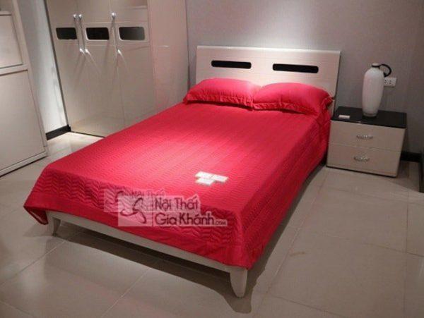 Giường Ngủ Đơn Thiết Kế Mộc Mạc