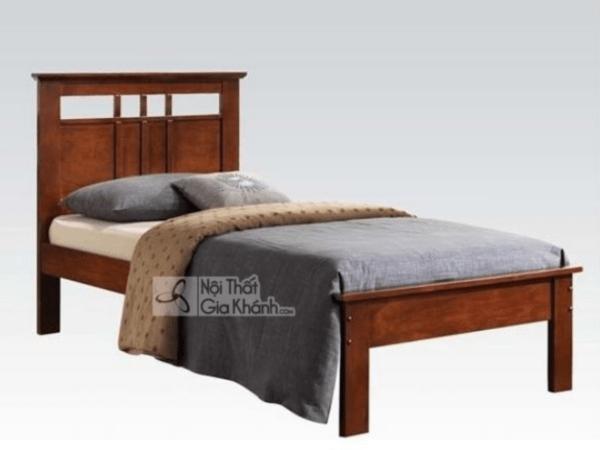 Giường 1 Người Bằng Gỗ