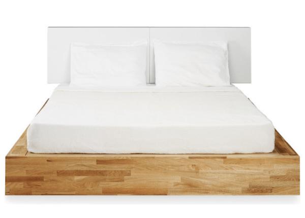 Giường Ngủ 1 Người Khung Gỗ Công Nghiệp