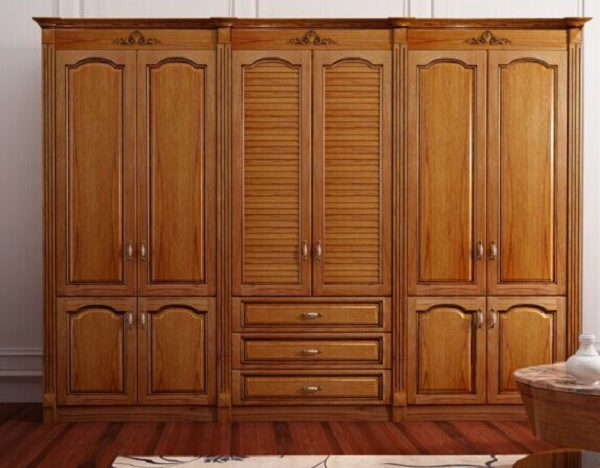 tủ gỗ lim
