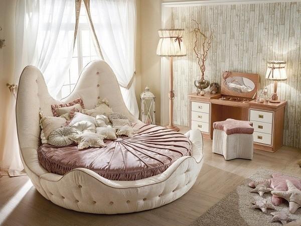 Giường Ngủ Phong Cách Quý Tộc