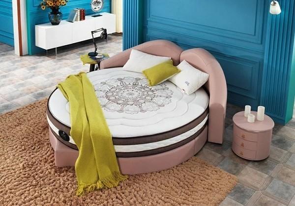 Giường Đẹp Cho Các Quý Cô