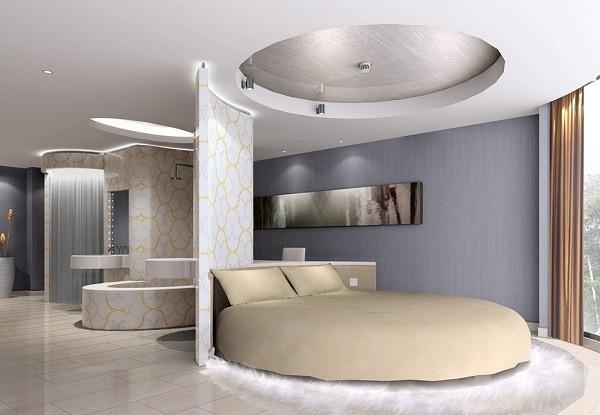 Giường Pastel Nhẹ Nhàng