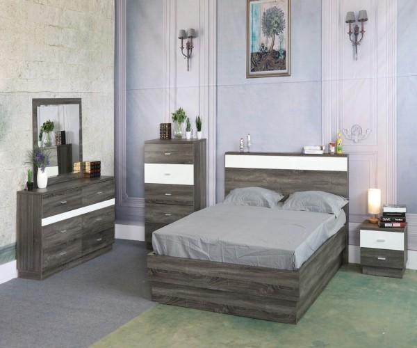 giường lắp ráp