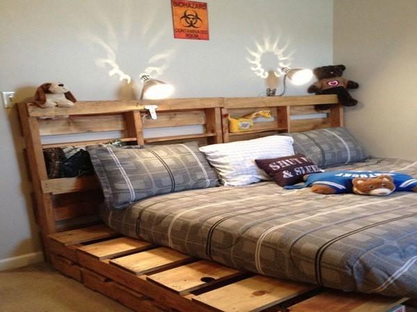 Mẫu Giường Đẹp Tự Nhiên