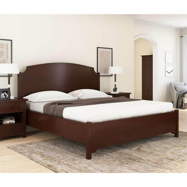 Giường ngủ thấp cận sàn 2