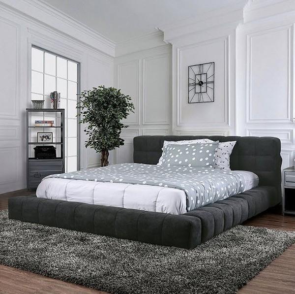 Mẫu giường êm ái