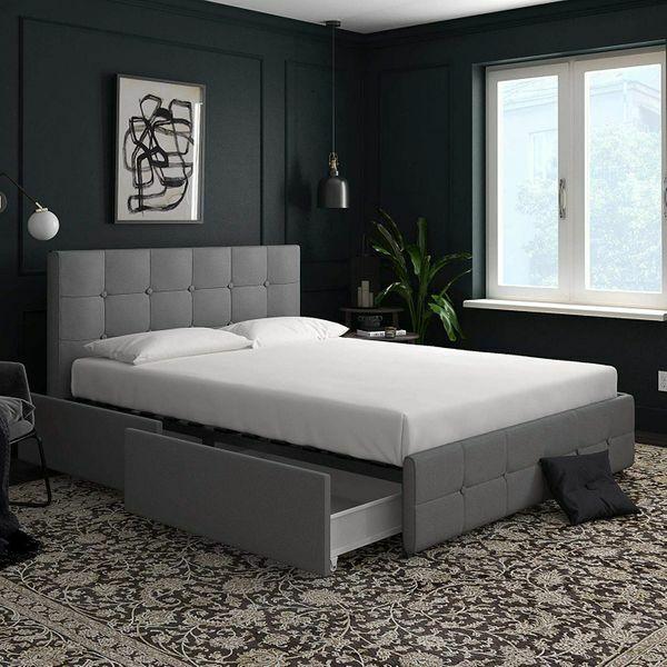 Giường Ngủ Cận Sàn Đa Năng