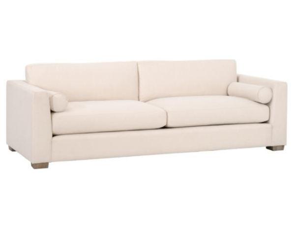 Bàn Ghế Sofa Gỗ Tự Nhiên Chân Thấp