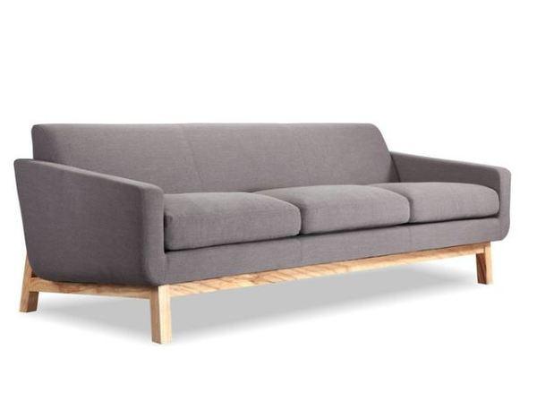 Sofa Gỗ Tự Nhiên Màu Nâu