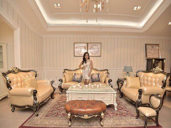 Sofa Tự Nhiên