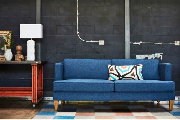 Sofa đi văng gỗ đẹp hiện đại, giải pháp cho không gian nhỏ