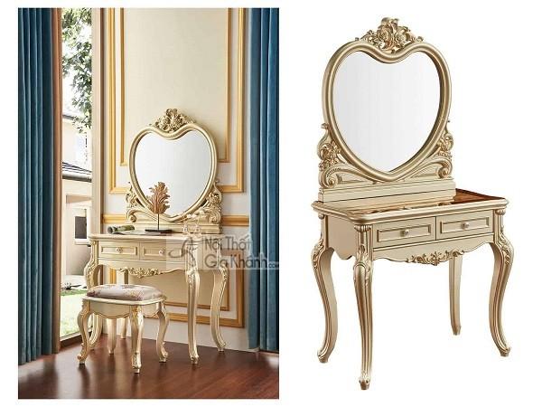 Tuyển tập những mẫu ghế trang điểm hiện đại đẹp nhất