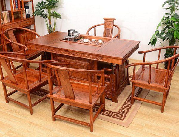 Bàn trà Đài Loan nhập khẩu