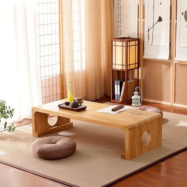 Bàn Trà Hình Chữ Nhật Và Cách Bố Trí Nâng Tầm Không Gian
