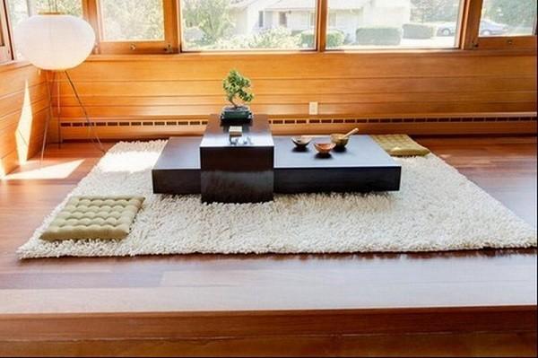 Bàn Trà Kiểu Hàn Quốc Sự Lựa Chọn Mới Lạ Cho Phòng Khách