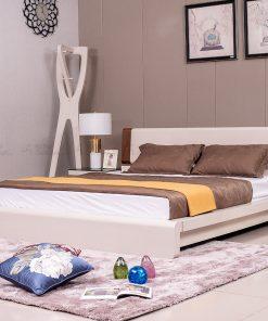 Bộ Giường - Tủ Gỗ Phòng Ngủ Hiện Đại Bn3305V-18