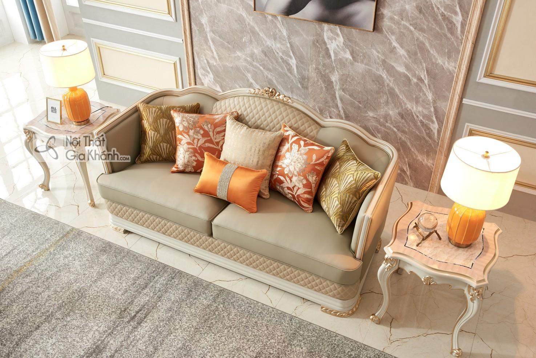 Bộ sofa Luxury SB9806H đẳng cấp thương hiệu sang trọng