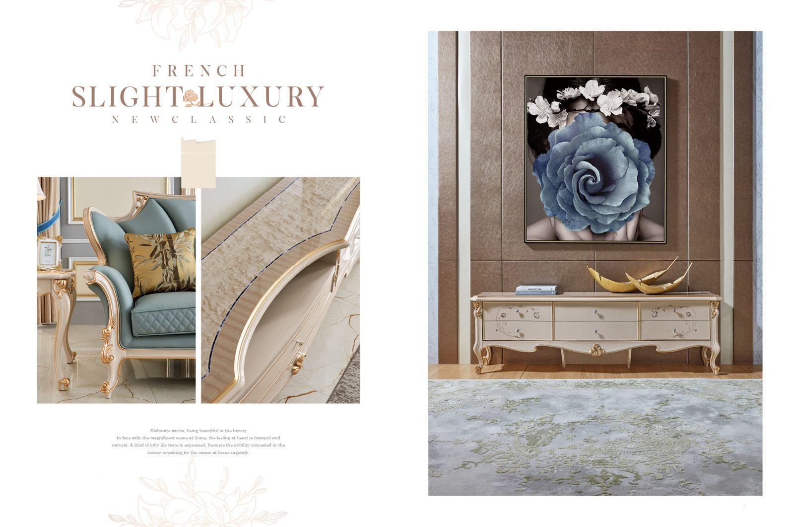 Bộ sofa Luxury góc sang trọng đẳng cấp SG9808H