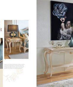 Bộ sofa Luxury thương hiệu đẳng cấp SB9805H-1-2-3