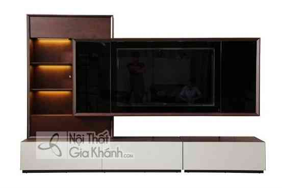 Các mẫu tủ kệ tivi đa năng tăng tiện nghi cho ngôi nhà hiện đại
