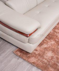 Sofa Da 3 Băng Góc Trái St0672-3-B1