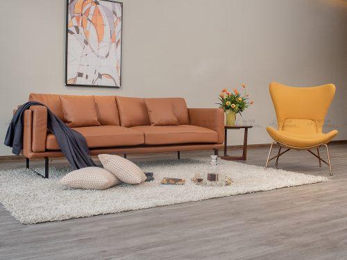 Sofa Da Nhap Khau Phong Cach Y Bang 3 Sb0064T50 3 4