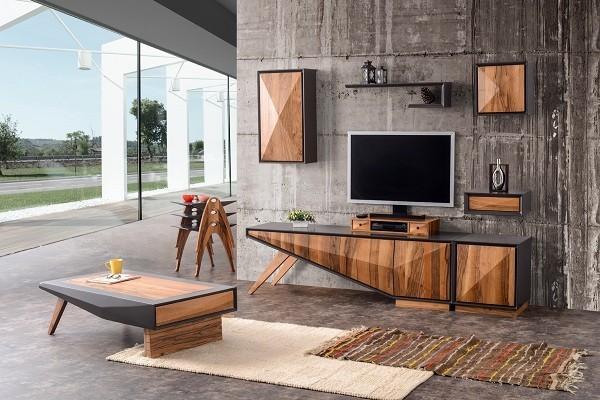 Tại sao nên sử dụng kệ tivi gỗ 1m8 cho mái ấm của bạn