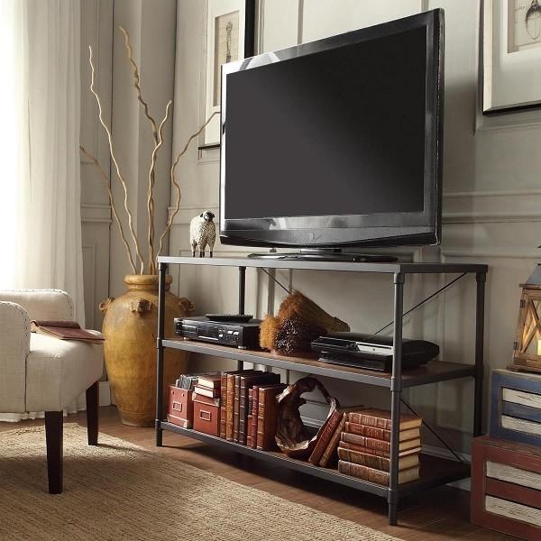 Top mẫu kệ tivi bằng sắt đẹp xuất sắc