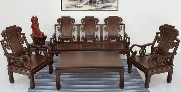 Bàn Ghế Kiểu Trung Quốc Đẹp Và Độc Đáo Nhất Hiện Nay
