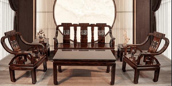 Bàn Ghế Kiểu Trung Quốc Đẹp