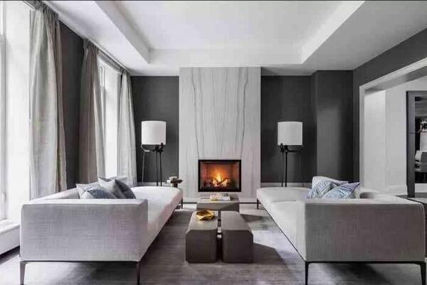 Cách pha trộn màu sắc trong nội thất phong cách hiện đại