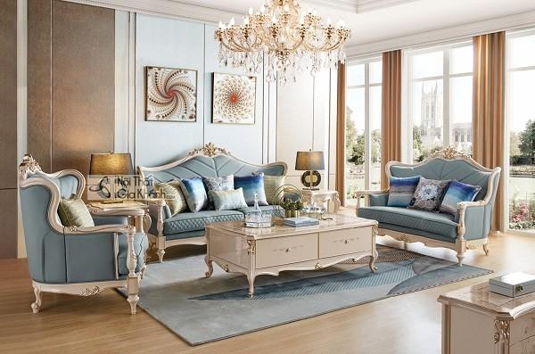 Sofa Trung Quốc Nhập Khẩu Cao Cấp Luxury