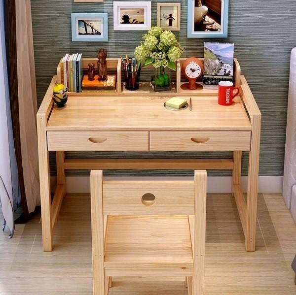 Mẫu bàn ghế học sinh tiểu học - Tiêu chuẩn mua bàn học sinh cấp 1