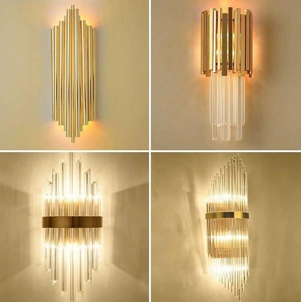 Top 10 mẫu đèn trang trí cột nhà ấn tượng