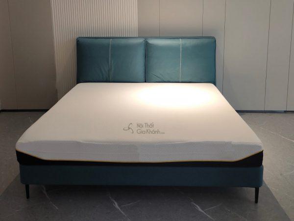 Giường bọc vải hiện đại GIC607-18