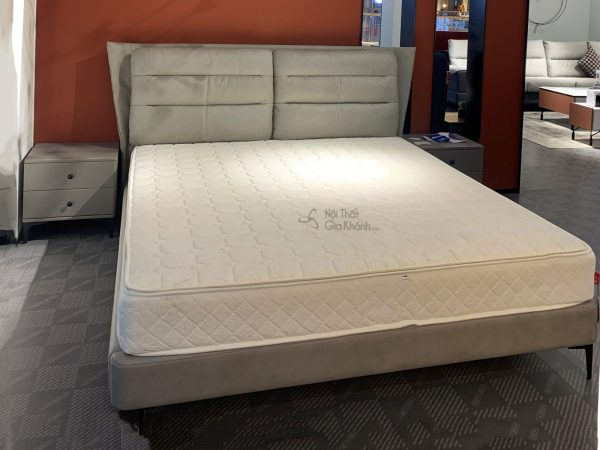 Giường Ngủ bọc vải hiện đại GIC610-18