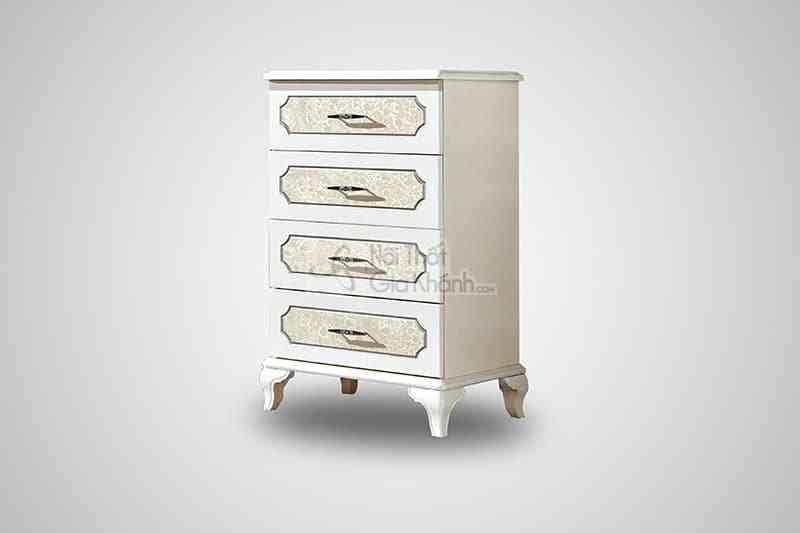Bộ tủ ngăn kéo tiện lợi cho phòng khách 23618BK